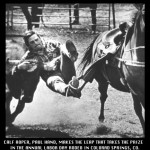 calf roping, rodeo, colorado springs, randy thieben, photography